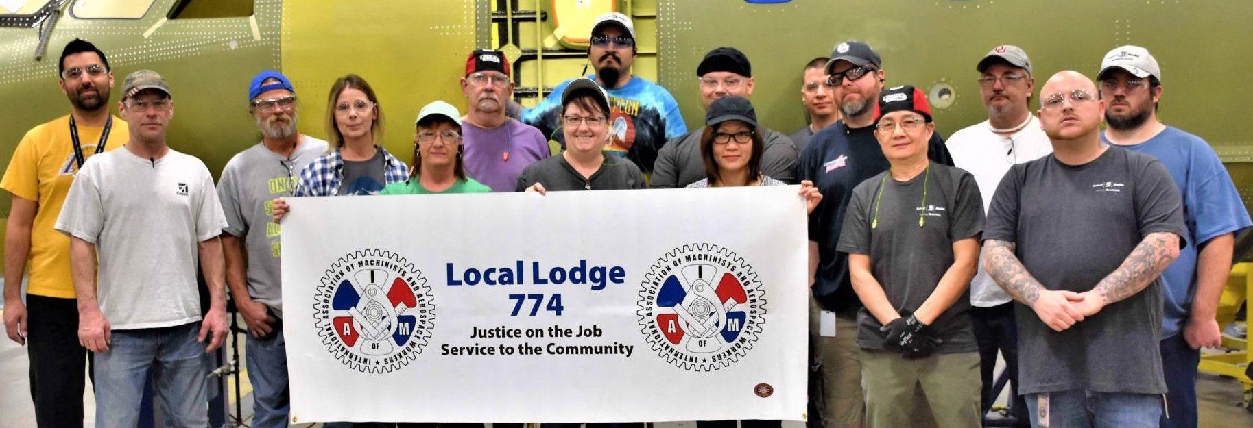 IAM Local Lodge 774